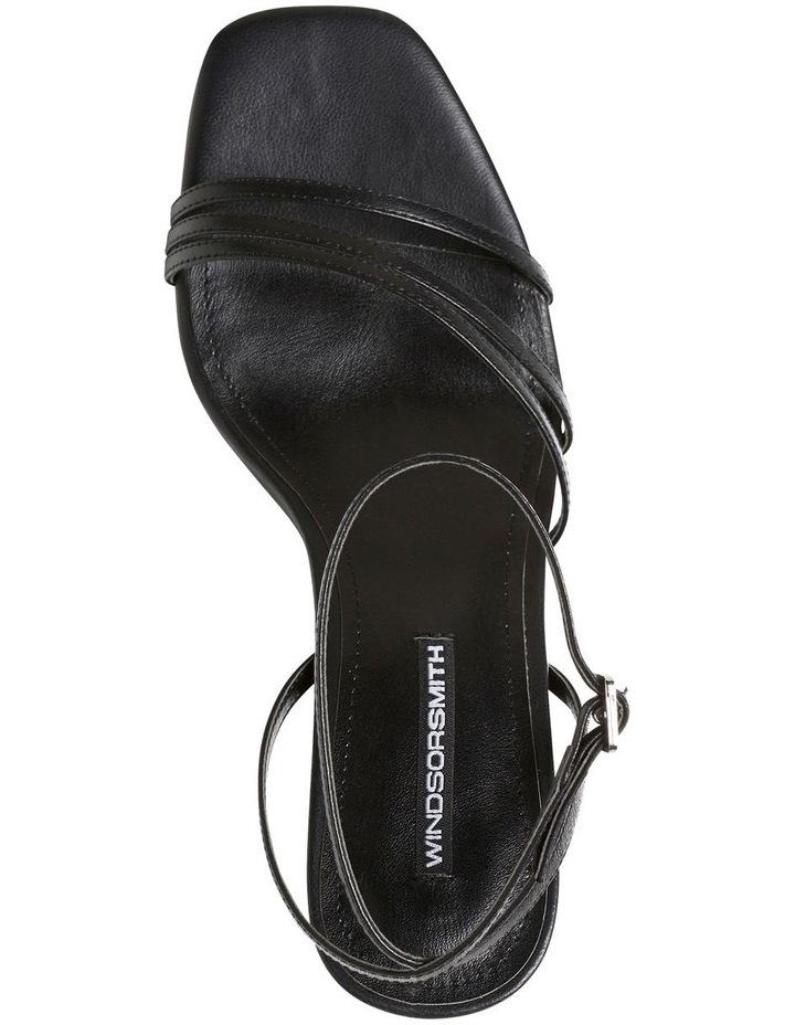 Affection Black Sandal image 2