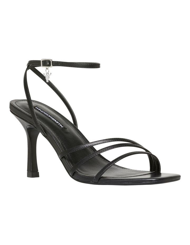 Affection Black Sandal image 3