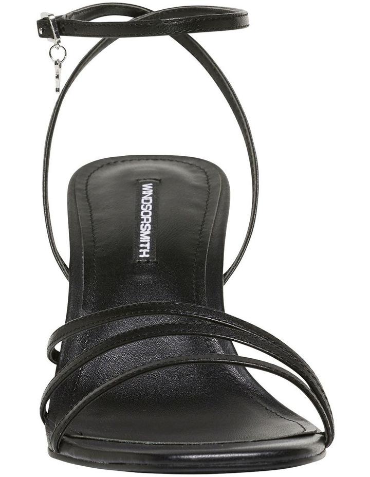 Affection Black Sandal image 4