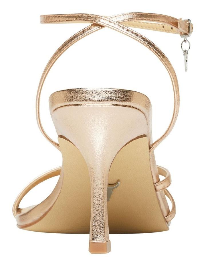 Affection Rose Gold Sandal image 5
