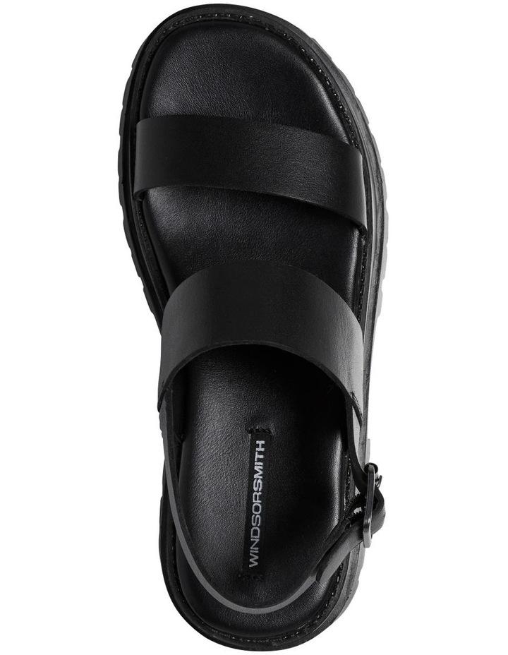 Tasty Black Sandal image 3