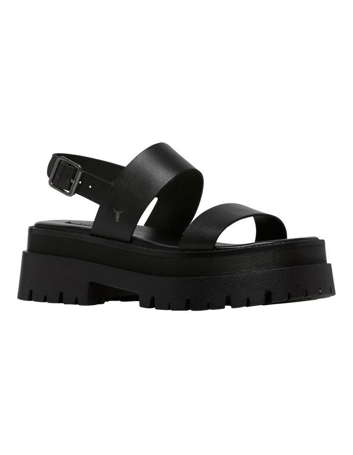 Tasty Black Sandal image 4