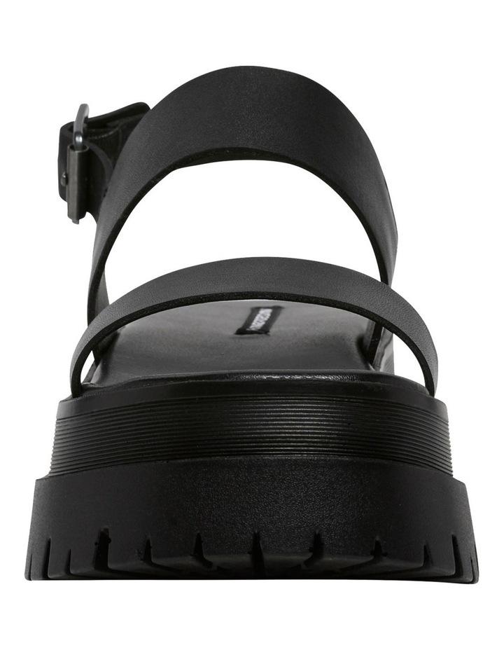 Tasty Black Sandal image 5