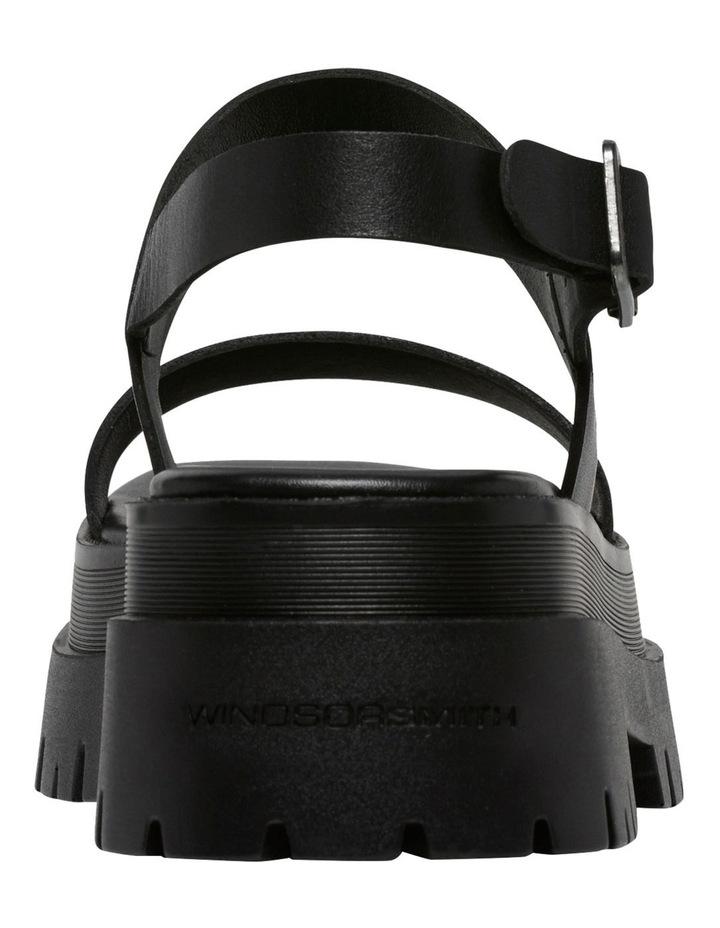 Tasty Black Sandal image 6