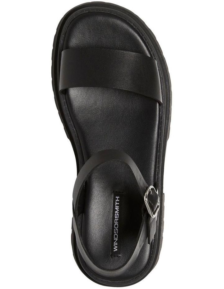 Linger Black Sandal image 2
