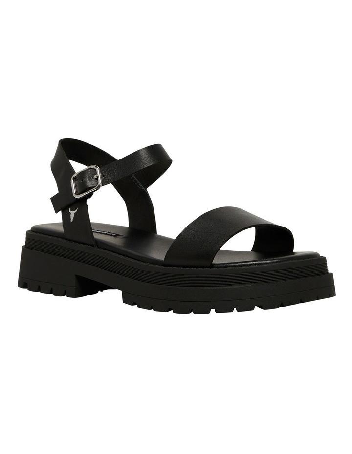 Linger Black Sandal image 3