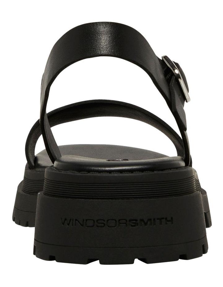 Linger Black Sandal image 5