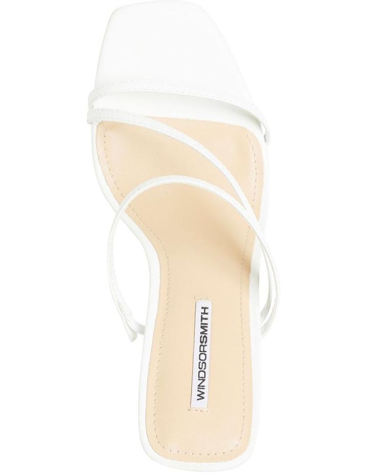 Devotion White Sandal image 3
