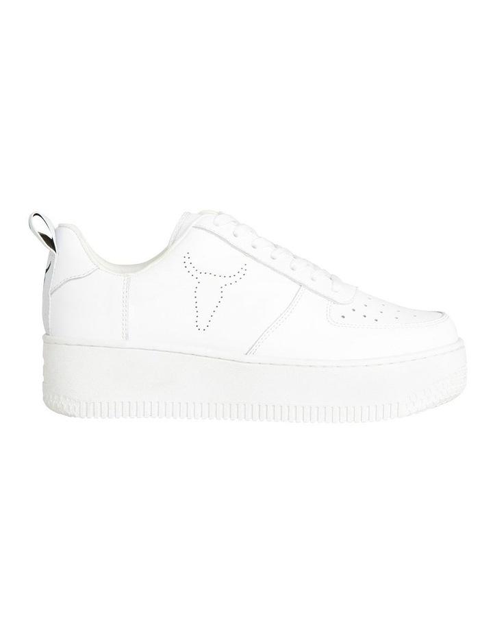 Racerr White Sneaker image 1