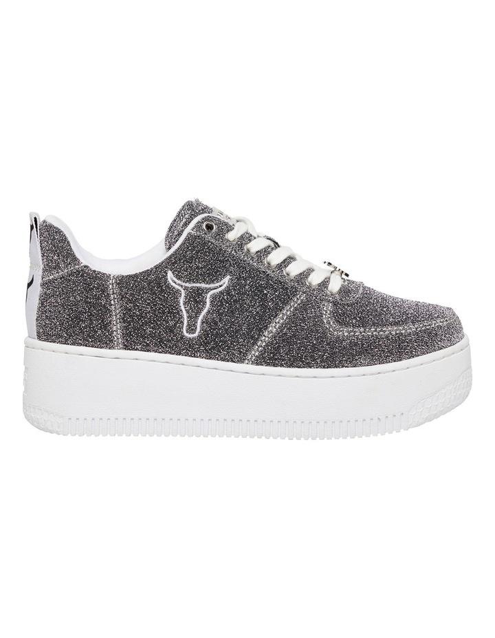 Racerr Silver Lurex Sneaker image 1