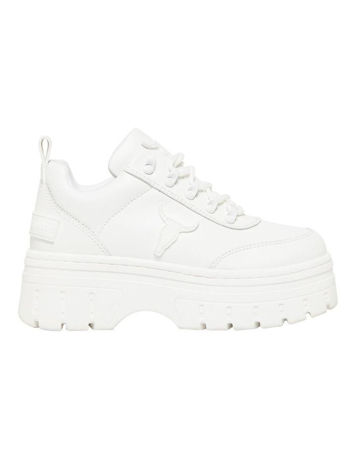 Lux White Sneaker image 1