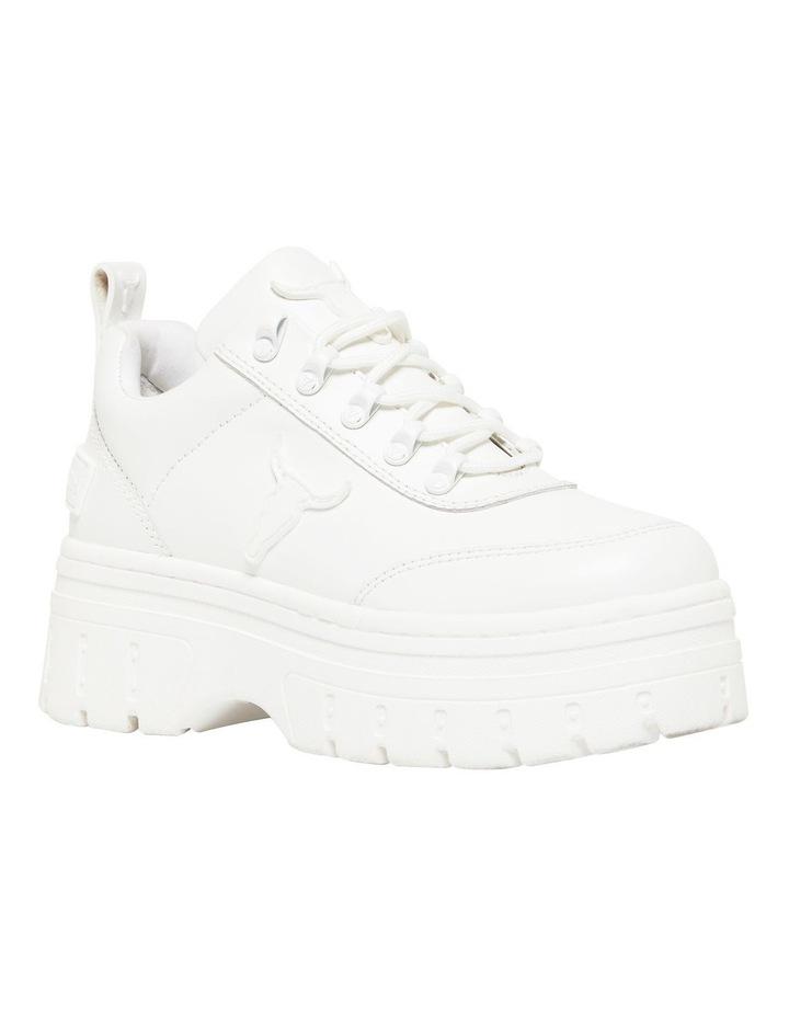 Lux White Sneaker image 2