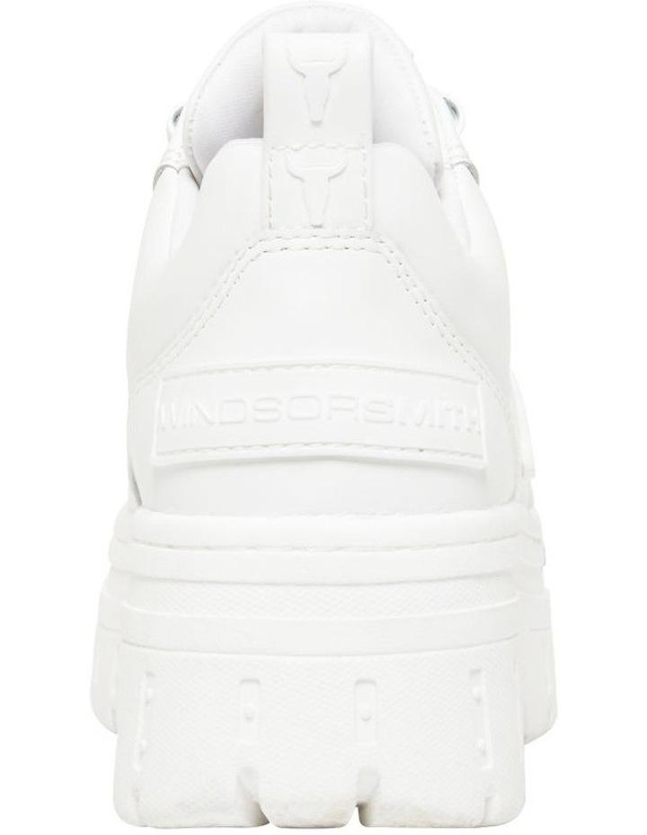 Lux White Sneaker image 3