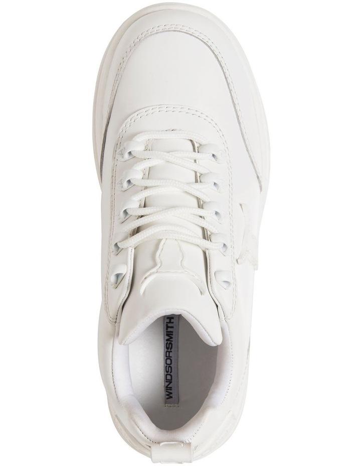 Lux White Sneaker image 4