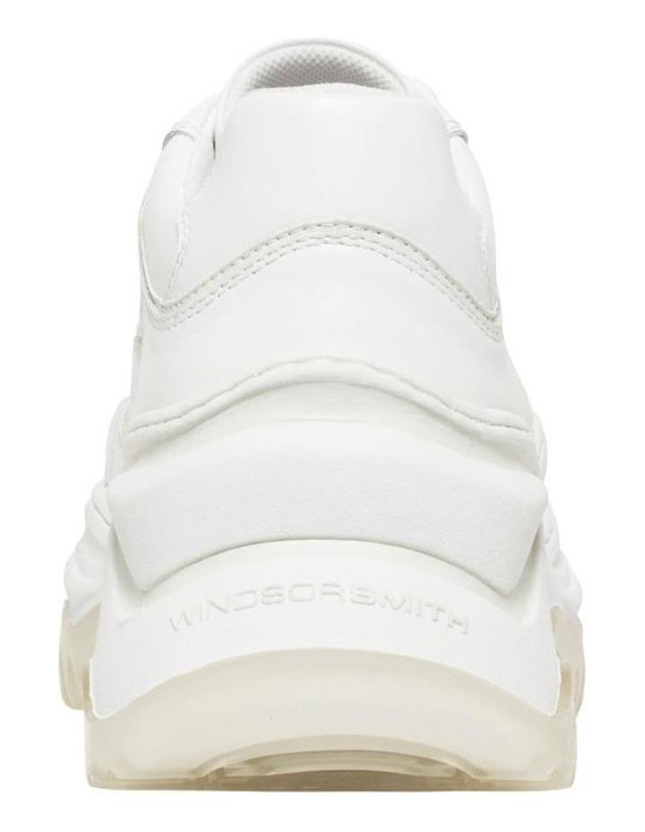 Chaos White Sneaker image 3
