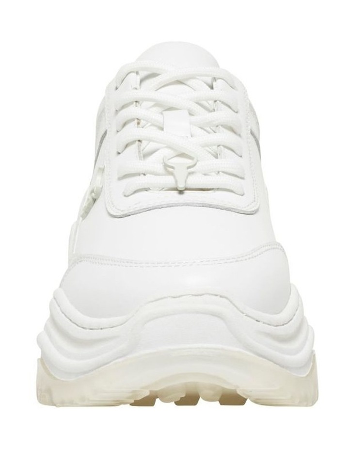 Chaos White Sneaker image 4