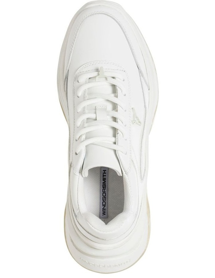 Chaos White Sneaker image 5