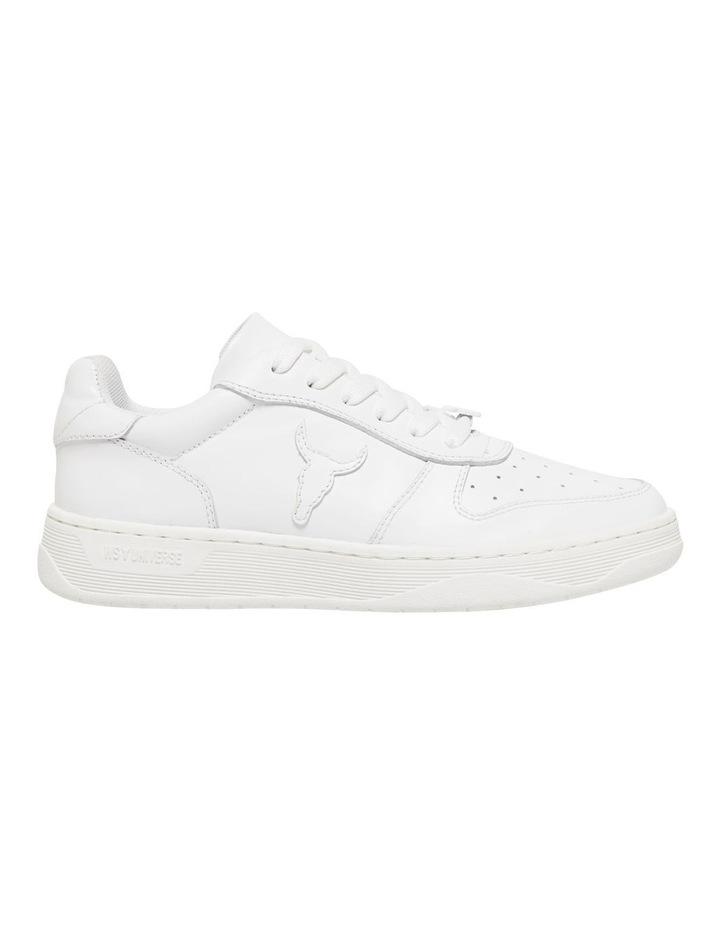 Universe-W White Sneaker image 1