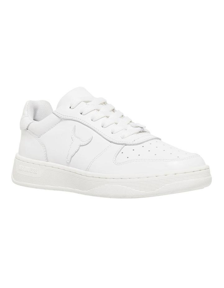 Universe-W White Sneaker image 2