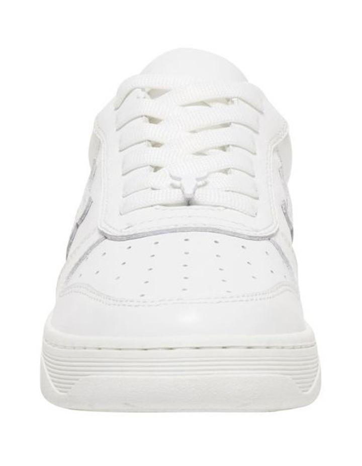 Universe-W White Sneaker image 4