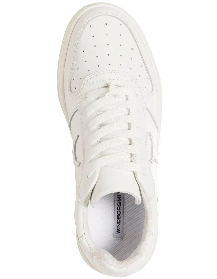 Universe-W White Sneaker image 5