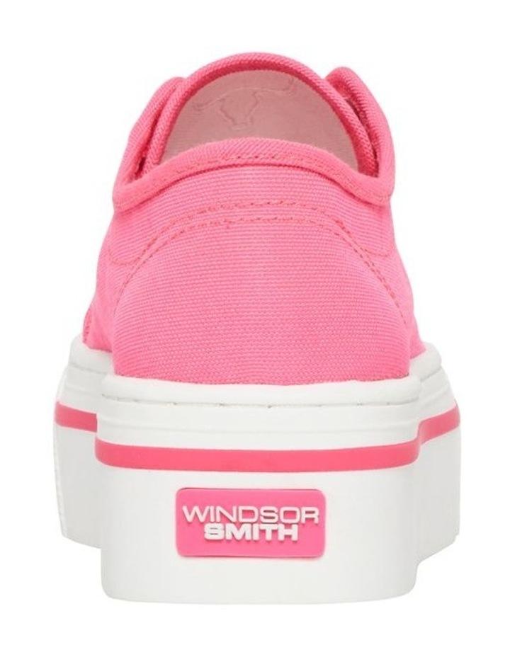 Ruby Neon Pink Sneaker image 4