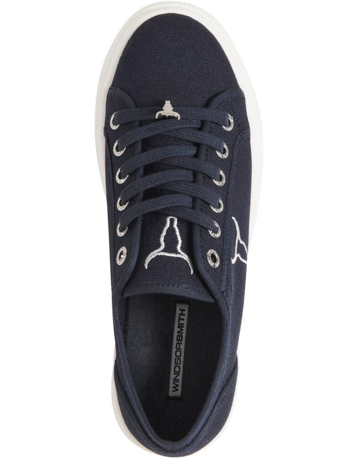 Ruby Navy Sneaker image 3