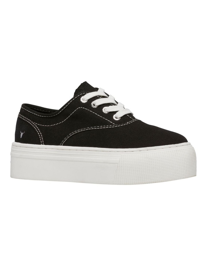 Rekindle Black Canvas Sneaker image 4