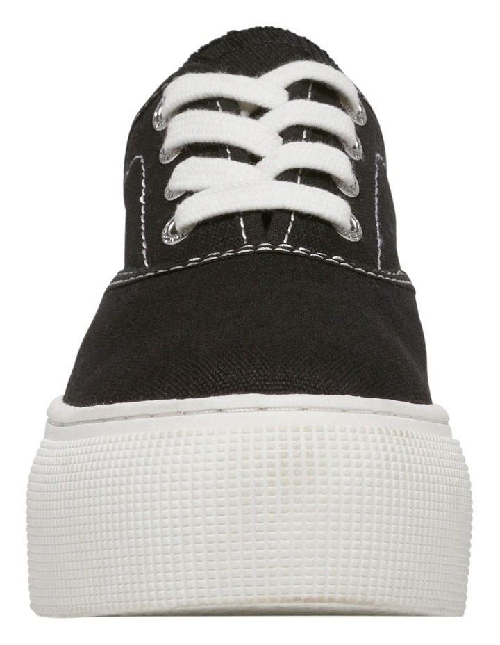Rekindle Black Canvas Sneaker image 5