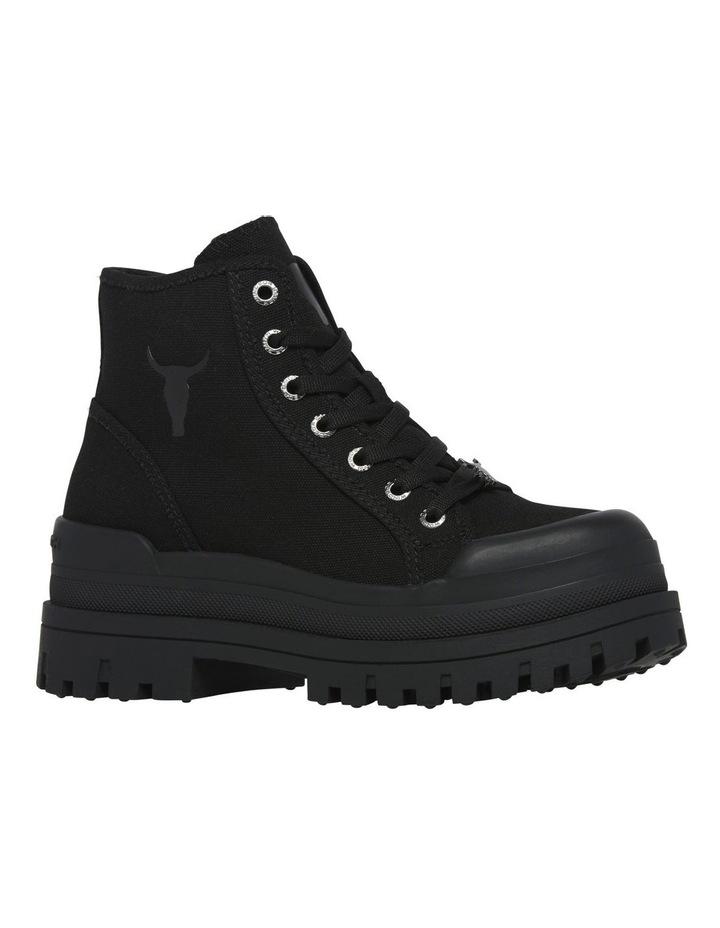 Deserve Black Boot image 1