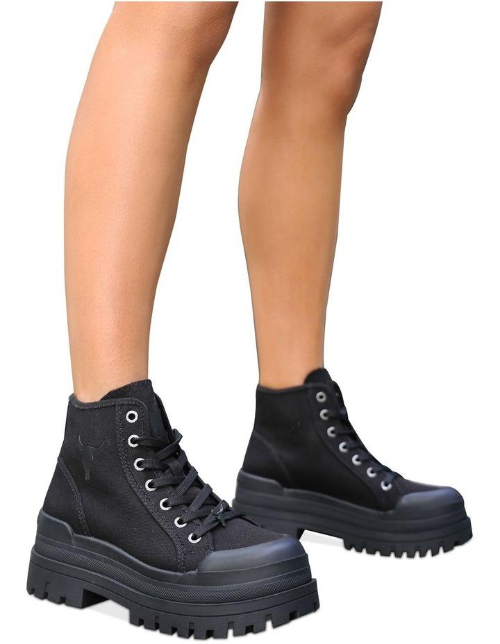 Deserve Black Boot image 2