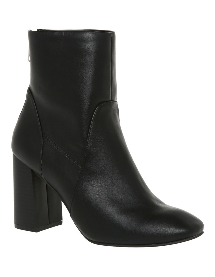 Pincher Black Smooth Boot image 2