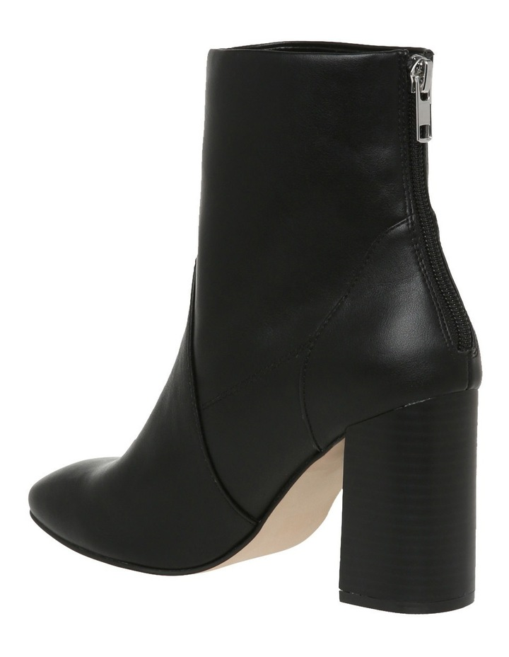 Pincher Black Smooth Boot image 3