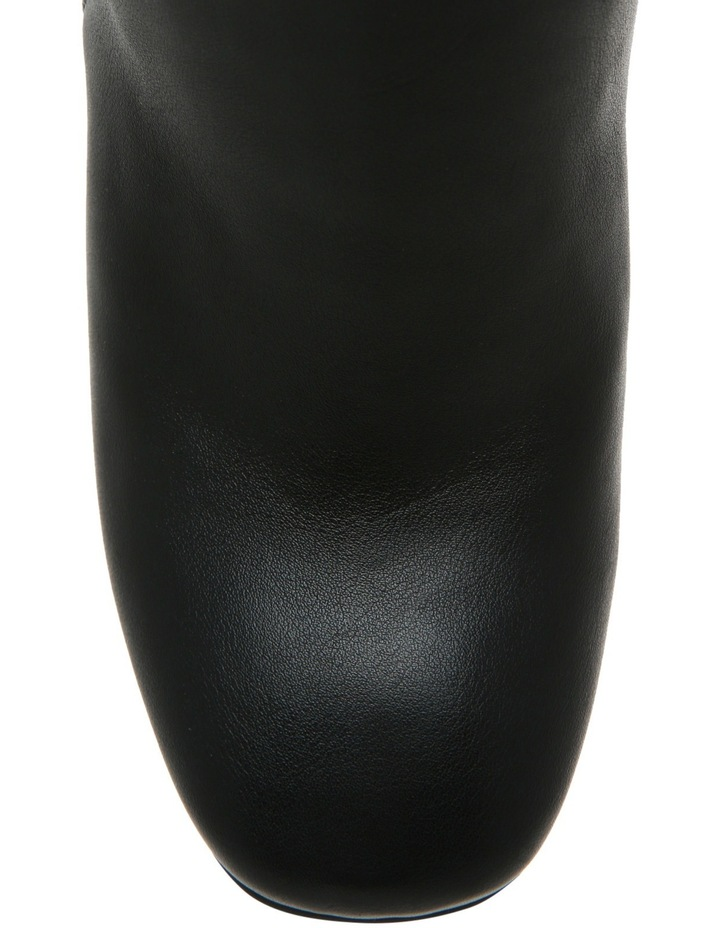 Pincher Black Smooth Boot image 4