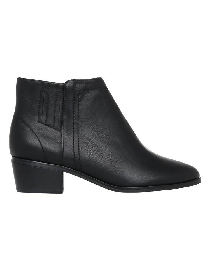 Hilary Black Smooth Boot image 1