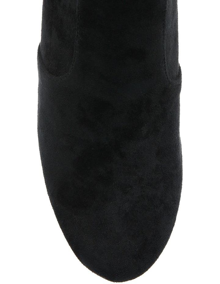 Miller Black Micro Boot image 6