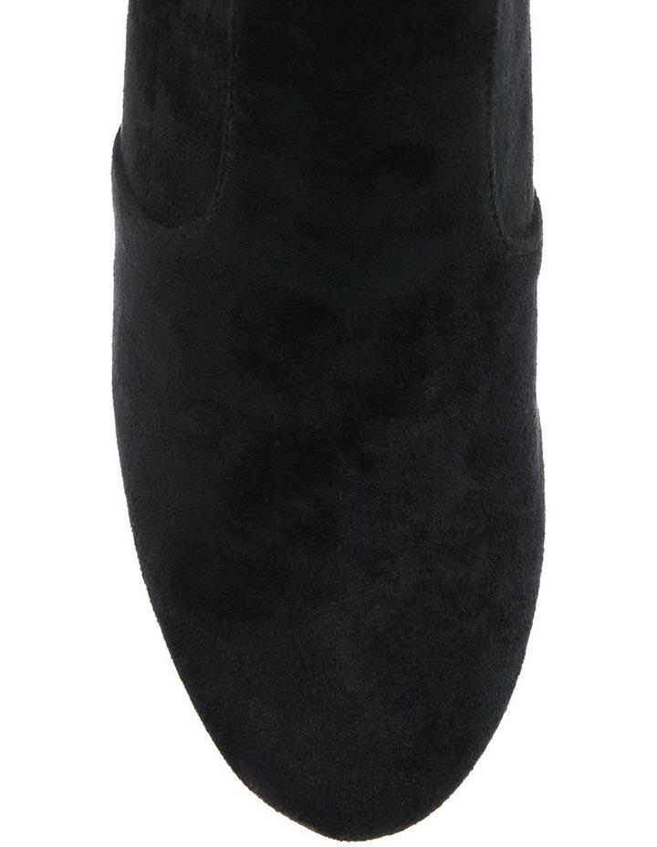 Miller Black Micro Boot image 5
