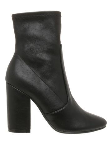 025d2524c955 Miss ShopMilo Black Smooth Boot
