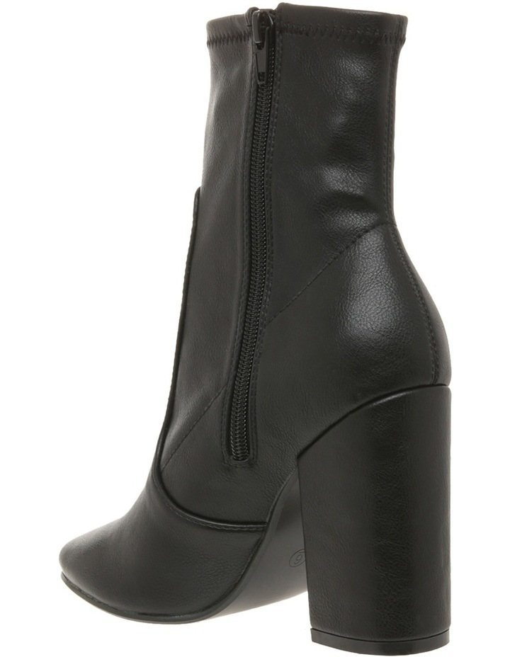 Milo Black Smooth Boot image 4