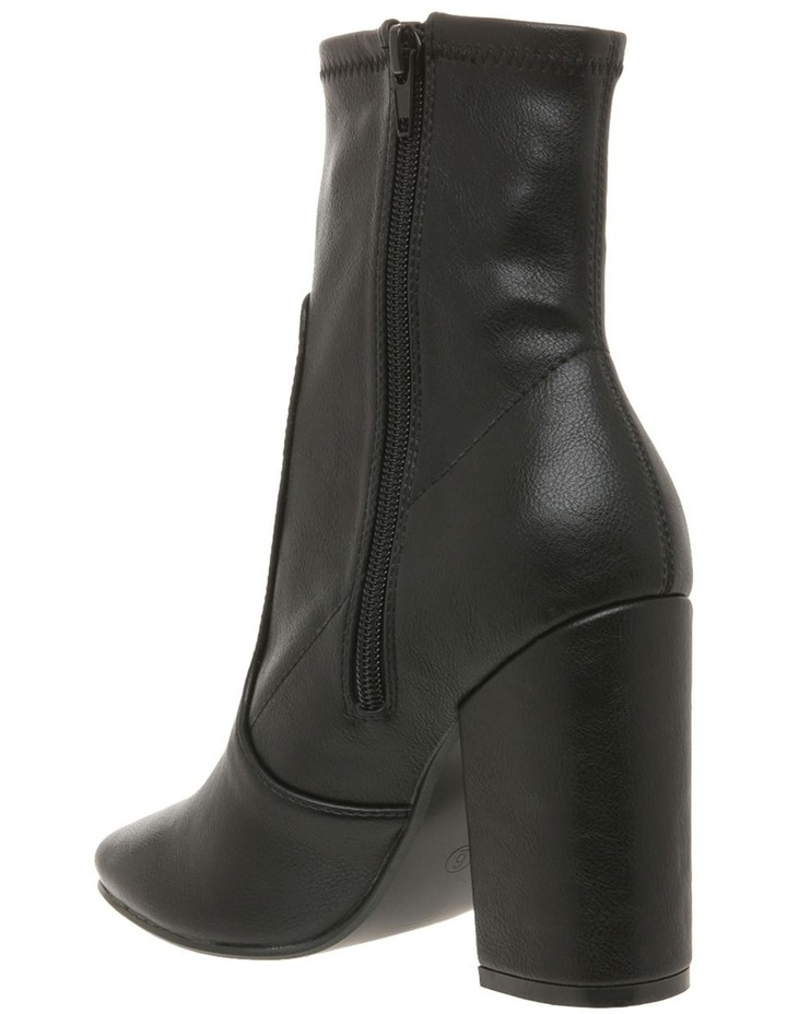 Milo Black Smooth Boot image 3