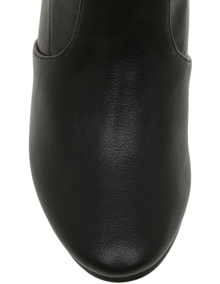 Milo Black Smooth Boot image 5