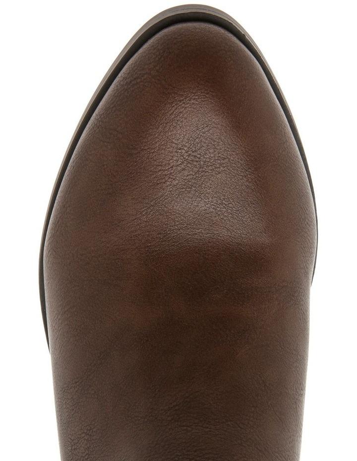OLIVIA CHOCOLATE BOOT image 3