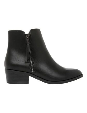 95aab3d888c9 Miss Shop Oscar Black Boot