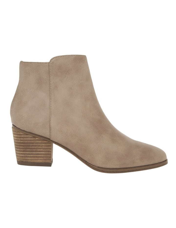 Holly Taupe Smooth Boot image 1