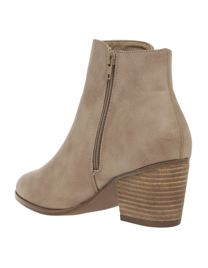 Holly Taupe Smooth Boot image 2