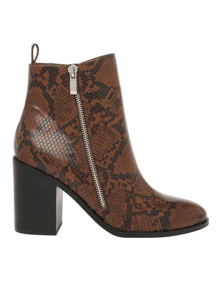 Kendall Chocolate Snake Boot image 1