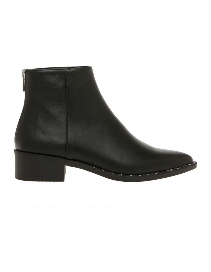 Jett Black Smooth Boot image 1
