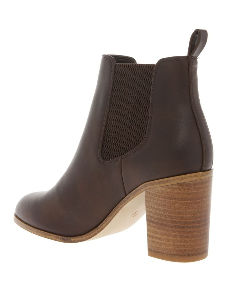 Caroline Chocolate Boot image 2