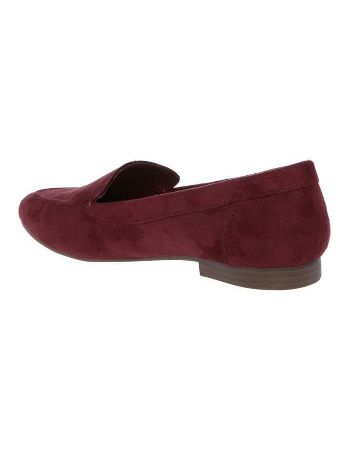 Cindy Burgundy Loafer image 2