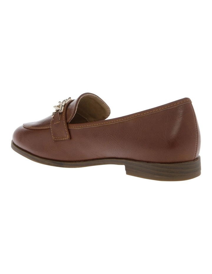 Loris Tan Flat Shoes image 2
